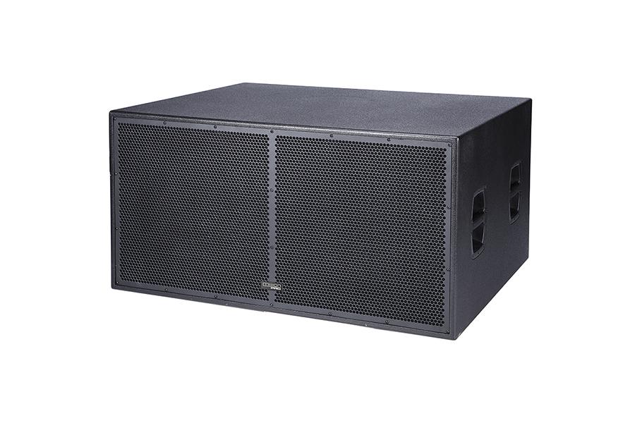Dante有源超低频音箱