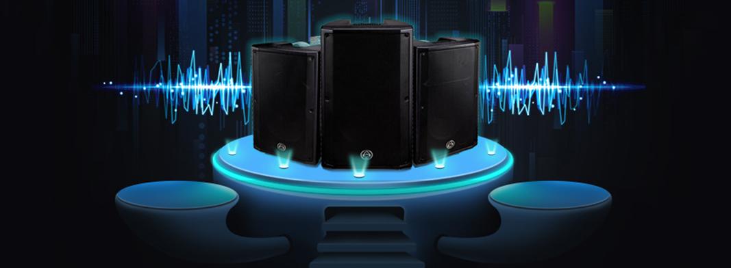 Wharfedale Pro PSX系列有源多功能音箱新品上市